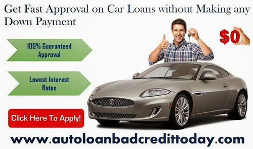 Bad Credit Car Loans Springfield Marine Buy A Car