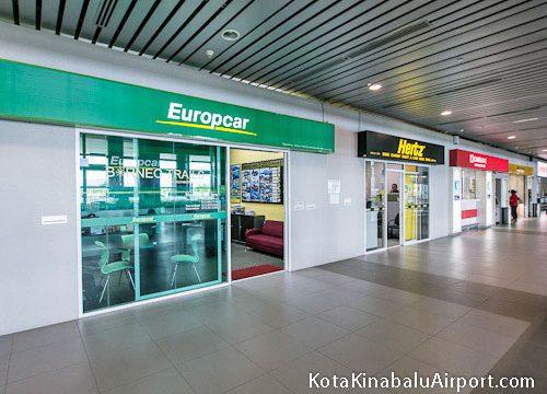 Kota Kinabalu Rent Car Service